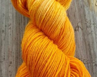 Hand-dyed Superwash Sock Yarn - Molly Weasley