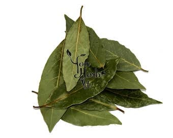 Greek Whole Loose Dried Bay Leaves -  Premium Quality