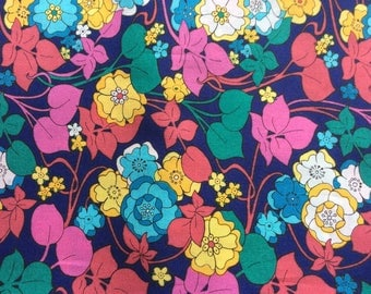 Tana lawn fabric from Liberty of London, Boxford