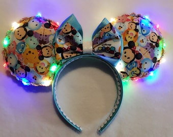 Tsum Tsum  light up ears