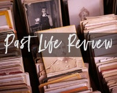 Past Life Review - Intuitive PDF Reading by Email Past Life Messages
