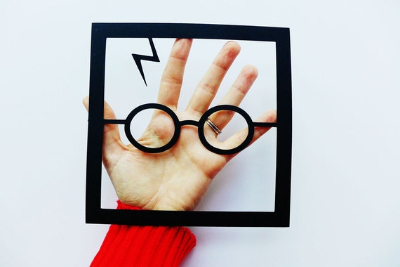 cicatrice de harry potter lunettes harry potter cadeau. Black Bedroom Furniture Sets. Home Design Ideas