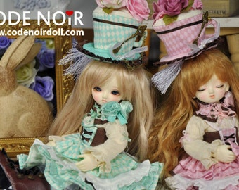 CODENOiR - Alice Love Time BJD clothes for YoSD / 1/6 26 cm BJD (2 colors)