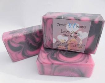 Love Spell Bar Soap