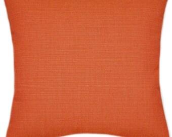 Sunbrella Echo Sangria Indoor/Outdoor Pillow