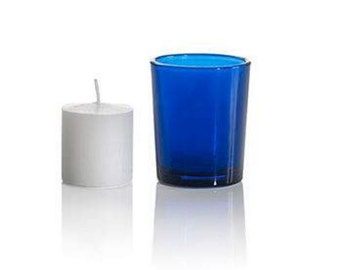 BULK Colored Votive Holders