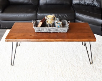 Tranquility Reclaimed Wood Coffee Table - Brown