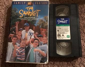 The Sandlot, VHS