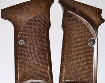 Browning 10-71 dark brown plastic