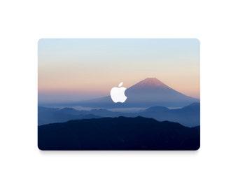 Macbook Decal Mountain, Mountain Laptop Decal, Nature Macbook Decal, Macbook Pro Decal, Nature Decal, Laptop Stickers, Mountain Laptop Skin