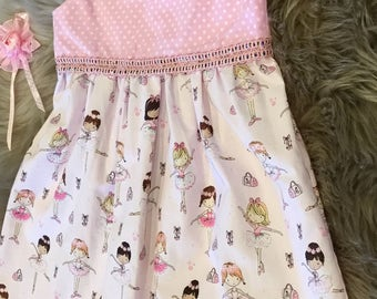 Size 1 So pretty Miss Ballerina dress