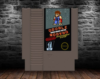 Double Dragon Chuck Norris Edition - The King of Beat em' Ups now featured in the King of Beat em' Upss - NES