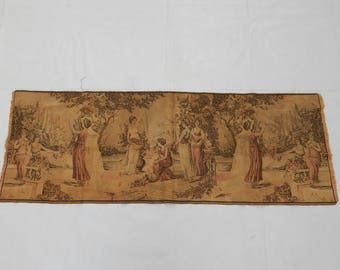 Vintage French Beautiful  Tapestry (227)