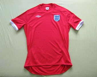 England Soccer National Team New Umbro Jersey