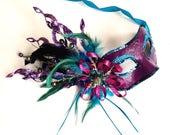 Handmade Women's Masq...