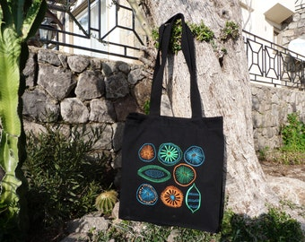 Fruit Design Tote