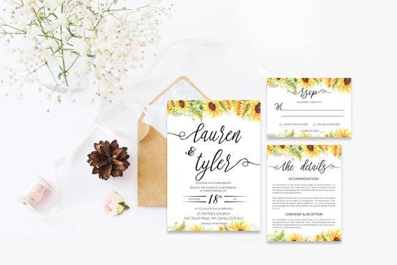 Flower wedding invite_27,Printable Wedding Invitation Suite,Wedding Invite Set,Wedding Printable,Calligraphy