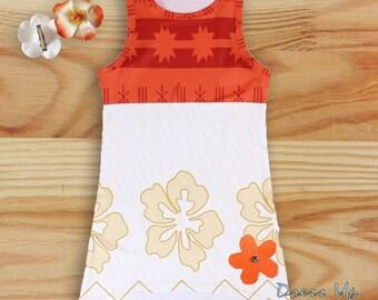 Moana Dress