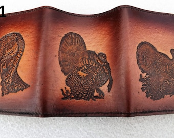 Leather Turkey Wallet