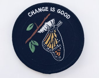 Change is Good Patch