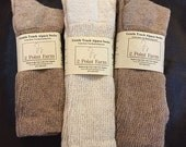 Gentle Touch Alpaca Socks for Diabetics