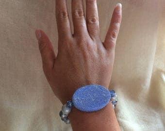 Sugar paper bracelet