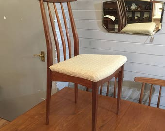 "Four Vintage ""Youngers"" dining chairs"