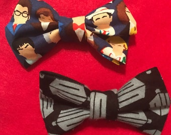 Doctor Who Bow Ties