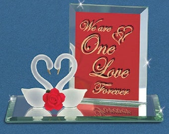 """Glass Baron Swans """"One Love Forever"""""""