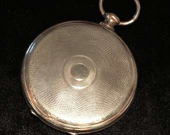 1860 1870 gold filled morning locket with tintype photo and hair.