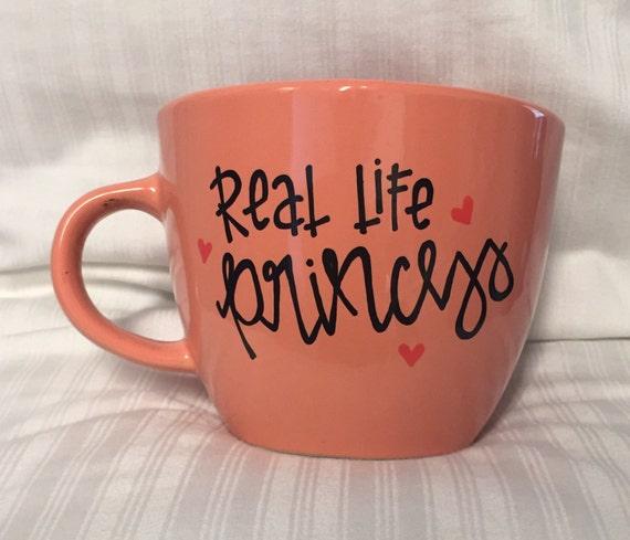 Real Life Princess mug
