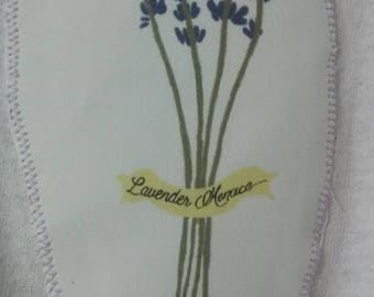 Lavender Menace Tee