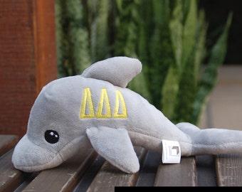 Delta Delta Delta Dolphin Greekie