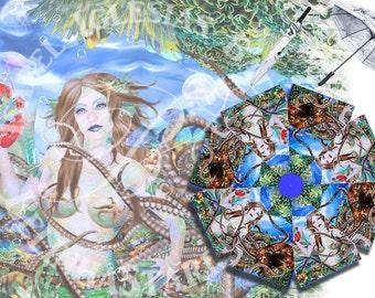 Cacael - Umbrella - Mermaid Fantasy