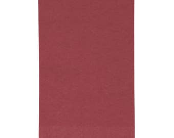 25-50 3-Ply Burgundy Dinner Napkins, Party Supplies, Wedding Supplies, Wedding, Party, Bachelorette Party, Baby Shower, Tableware