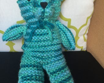Helping Out Handmade Teddy Bear