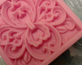 Cotton Candy Cocoa Butter OR Glycerin soaps, 4.5 ounces of pure creamy sweet heaven!