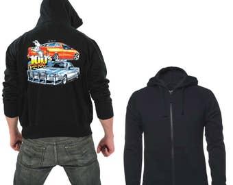 Zipper hoodie Ford falcon