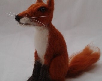Fox Needle Felt Kit