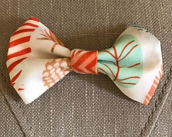 Native Pattern Bow Tie