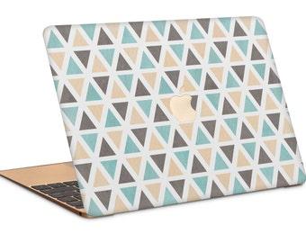 Geometric Macbook Case