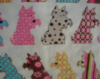 Doggies, Doggies and more Doggies - Blanket