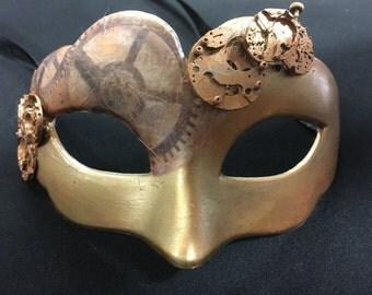 Time Master masquerade mask