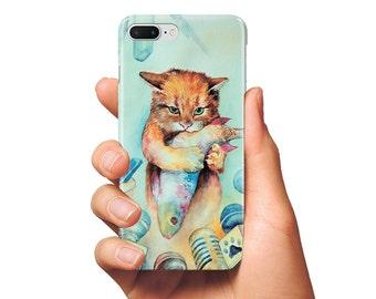 Cat case Samsung Galaxy S6 case Samsung Galaxy S7 case Samsung Galaxy S6 Edge case Samsung Galaxy S6 Edge Plus case Samsung Galaxy S7 Edge
