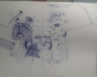 Surreal class sketch