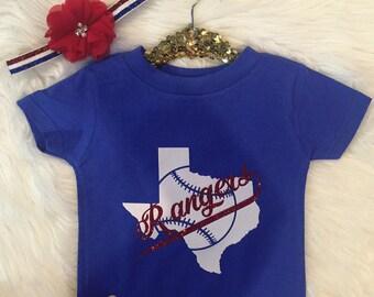 Texas Rangers Tee
