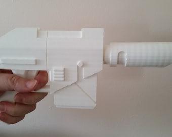 Warhammer 40k - Imperial Guard Laspistol Prop Kit