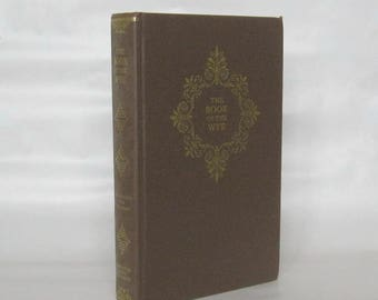 Book of the Wye S.C. Hall. Signed by publisher.