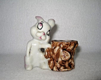 Bunny Toothpick Holder ~ Japan 10
