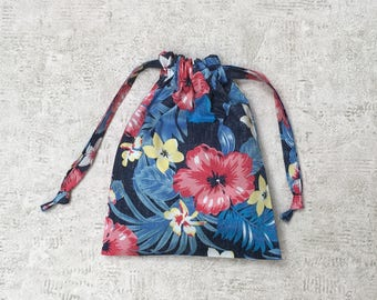 smallbags to flowers - 2 sizes - reusable cotton bags - zero waste
